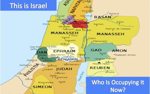 Adapted from WikiMedia Commons--12 tribus de Israel.svg: Translated by Kordas12 staemme israels heb.svg: by user:יוסי12 staemme israels.png: by user:Janzderivative work Richardprins [CC BY-SA 3.0