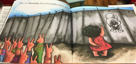 'P is for Palestine' is not for children