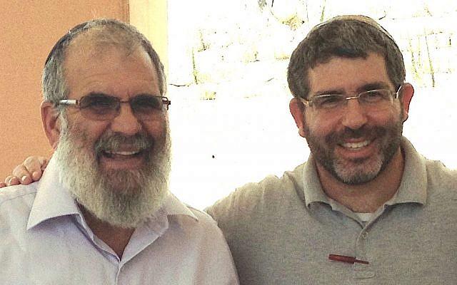 Rabbi Bigman and me