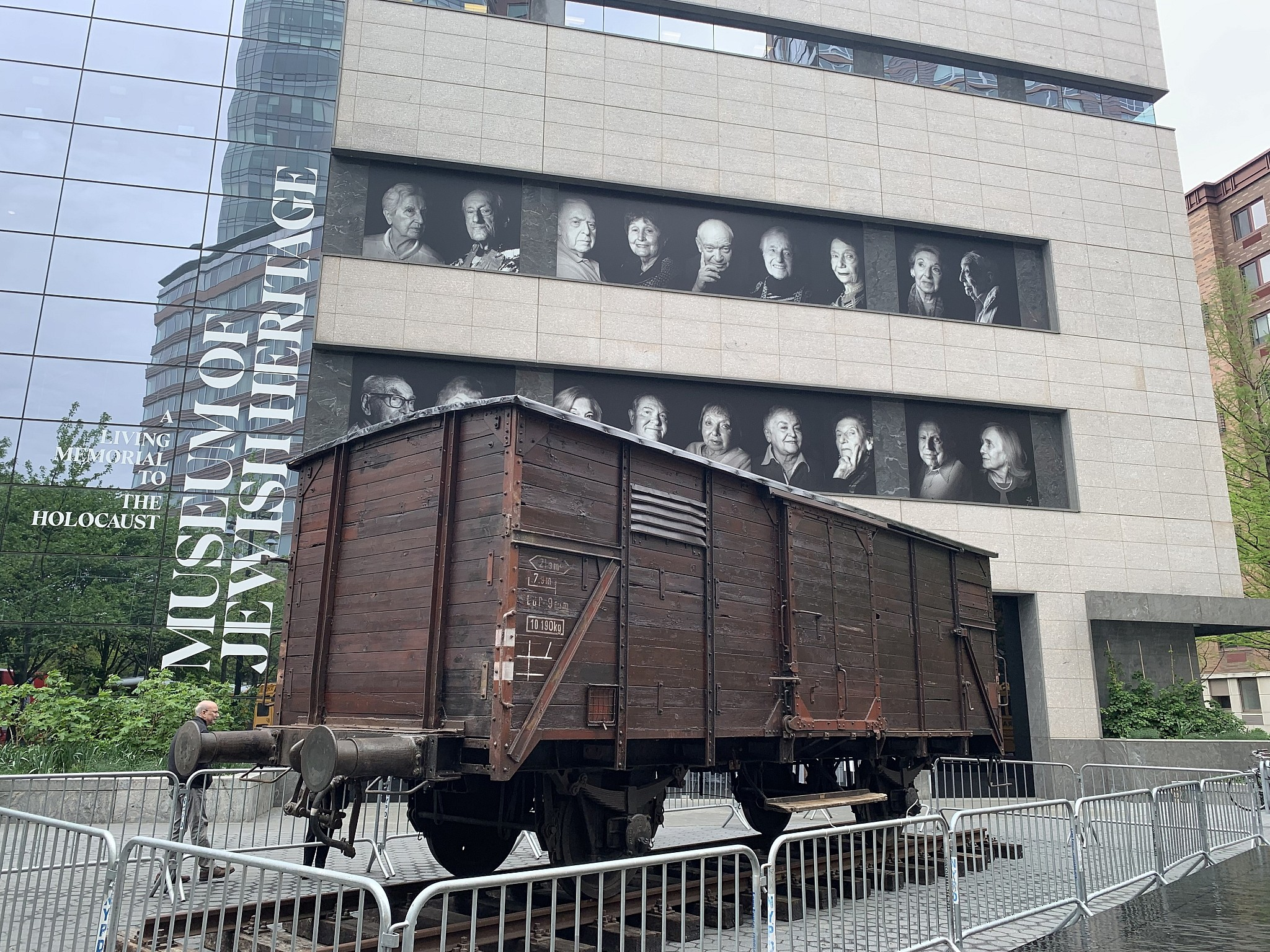 'Auschwitz. Not Long Ago. Not Far Away.' Comes to NYC