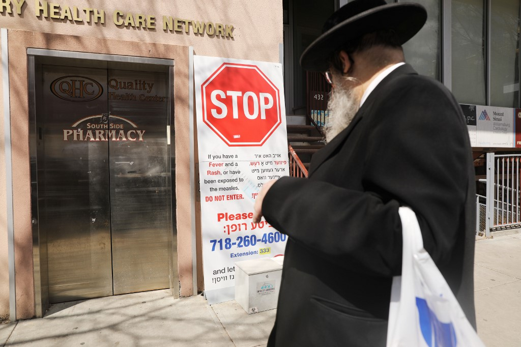 The ultra-Orthodox, vaccines, and the line between religious freedom
