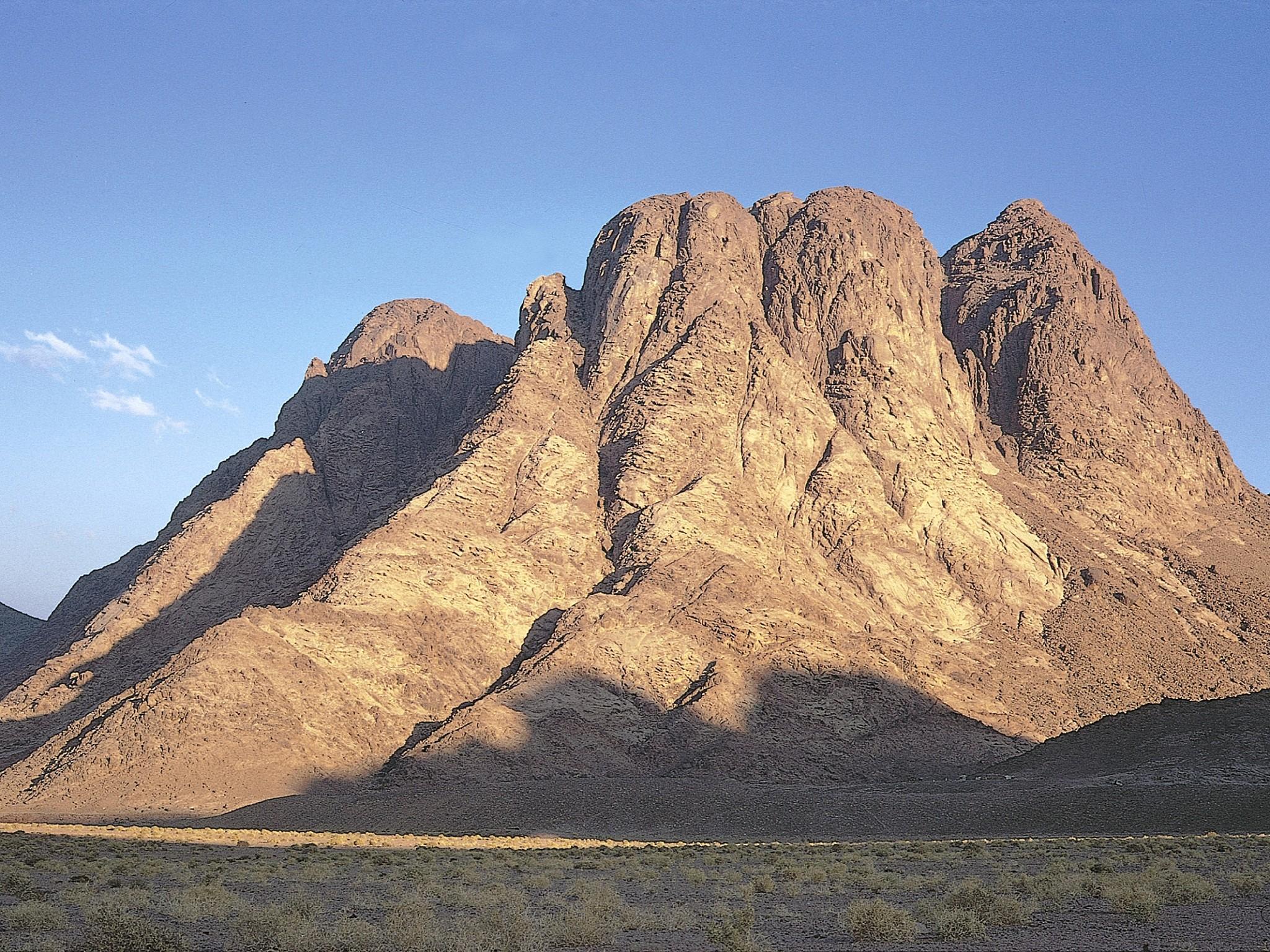 20 world class walks - Rough Guides | Rough Guides |Mount Sinai Eqypt
