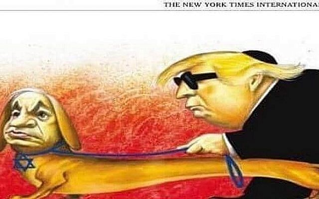 New York Times' controversial editorial  (Jewish News)