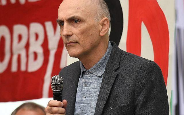 Labour MP Chris Williamson. (Photo credit: Stefan Rousseau/PA Wire - Jewish News)