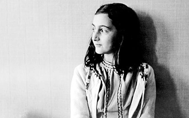 Anne Frank. (Jewish News)
