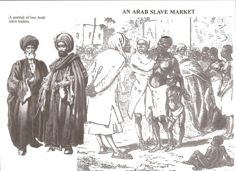The silence about black slavery in the Arab world