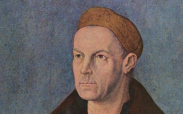 A painting of Jakob Fugger by Albrecht Dürer. (Public Domain/ Wikimedia Commons)