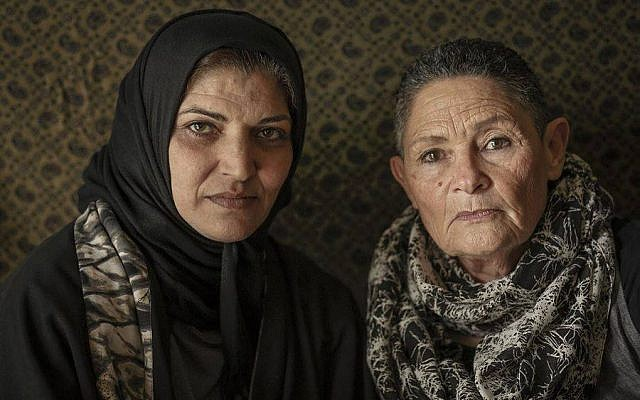 Palestinian and Israeli bereaved family members uniting through the work of The Parents Circle - Family Forum (PCFF) (2019)' (Via Jewish News)
