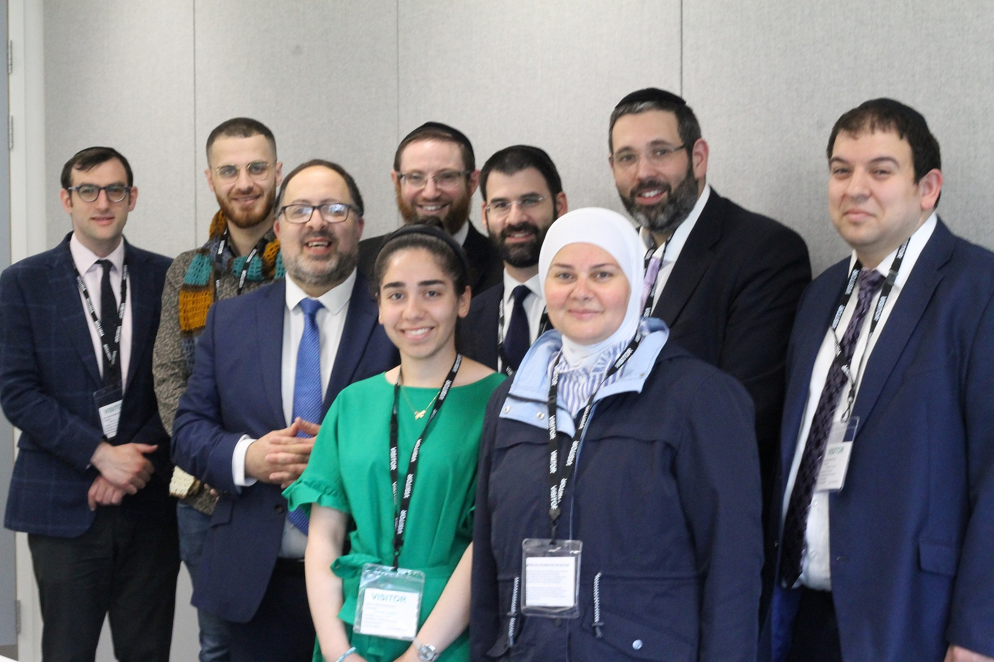 From Baghdad to Coventry – a rabbi reflects on refugees' journeys