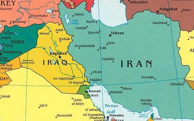 Iraq war delusion syndrome: Iran's Islamic Regime is to blame for