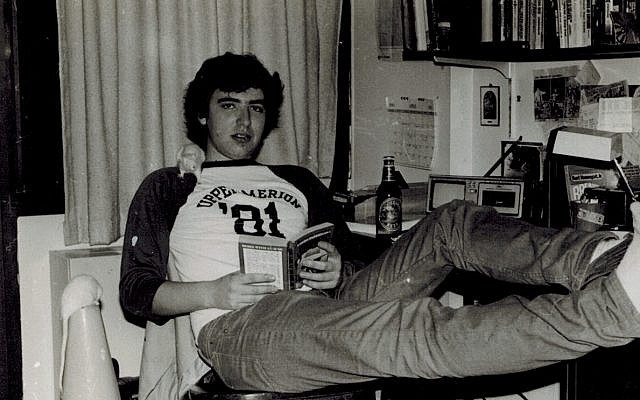 Simpler times on Penn campus as author relaxes with pet rats