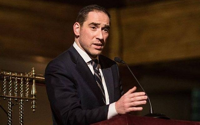Rabbi Joseph Dweck (Jewish News Reporter)
