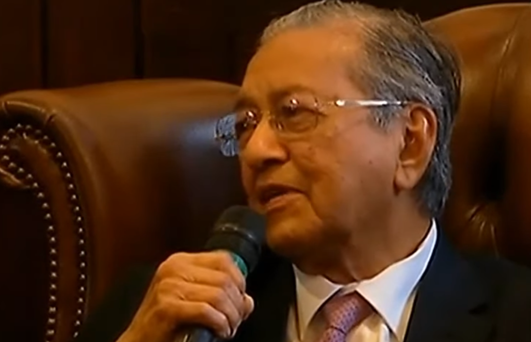 Cambridge's generous platform to Malaysia's PM was an abuse of free speech