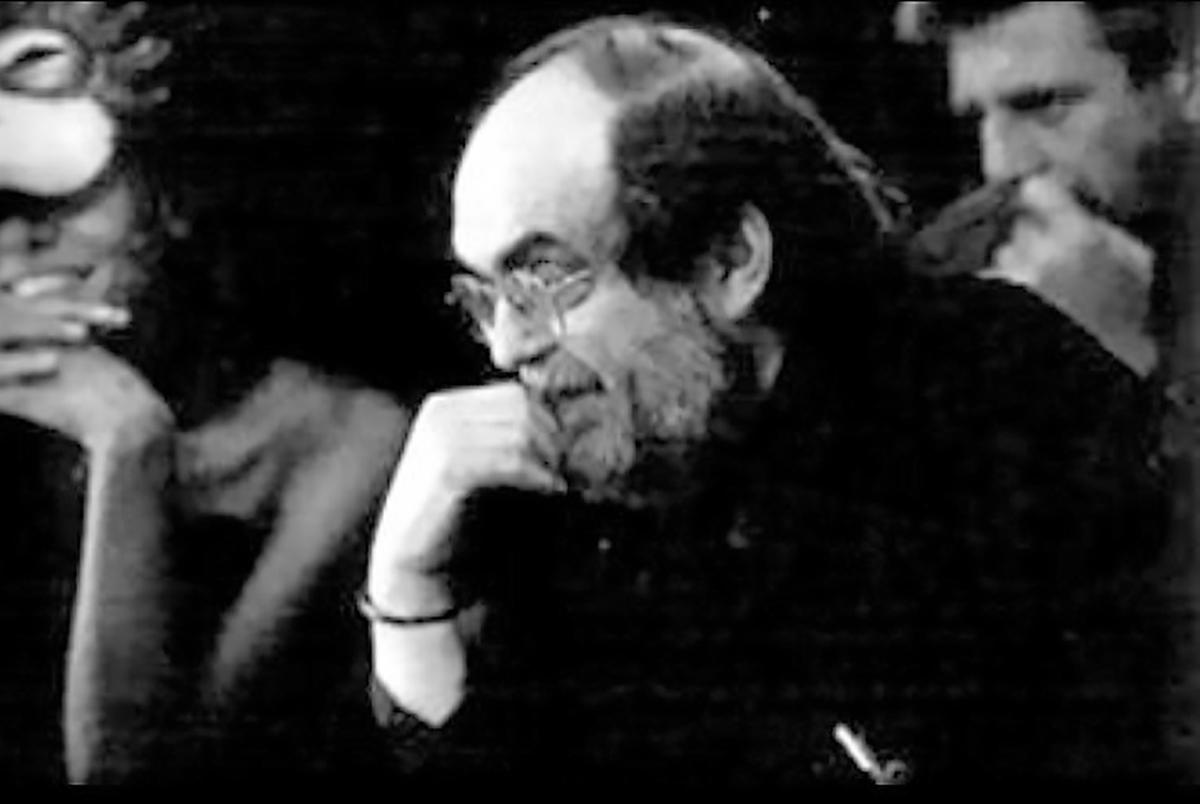 Steven Spielberg on visiting the set of Stanley Kubrick's ... |Stanley Kubrick The Glare