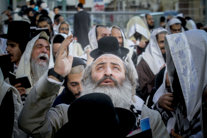 On charismatic rabbis and cults