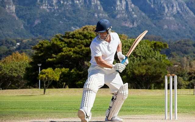 Illustrative. A cricket player. (iStock)