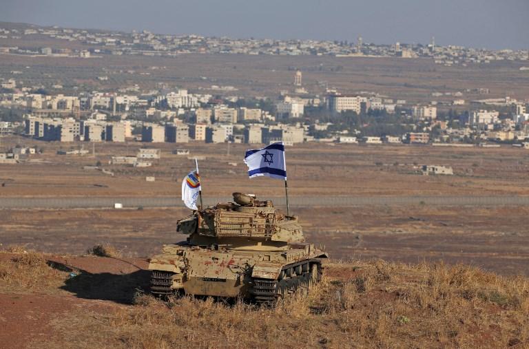 The first Israel-Iran war