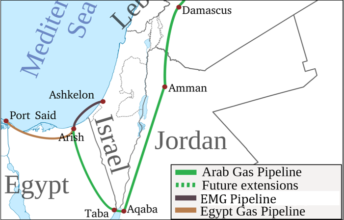 Standing up to Israel's Gas Monopoly