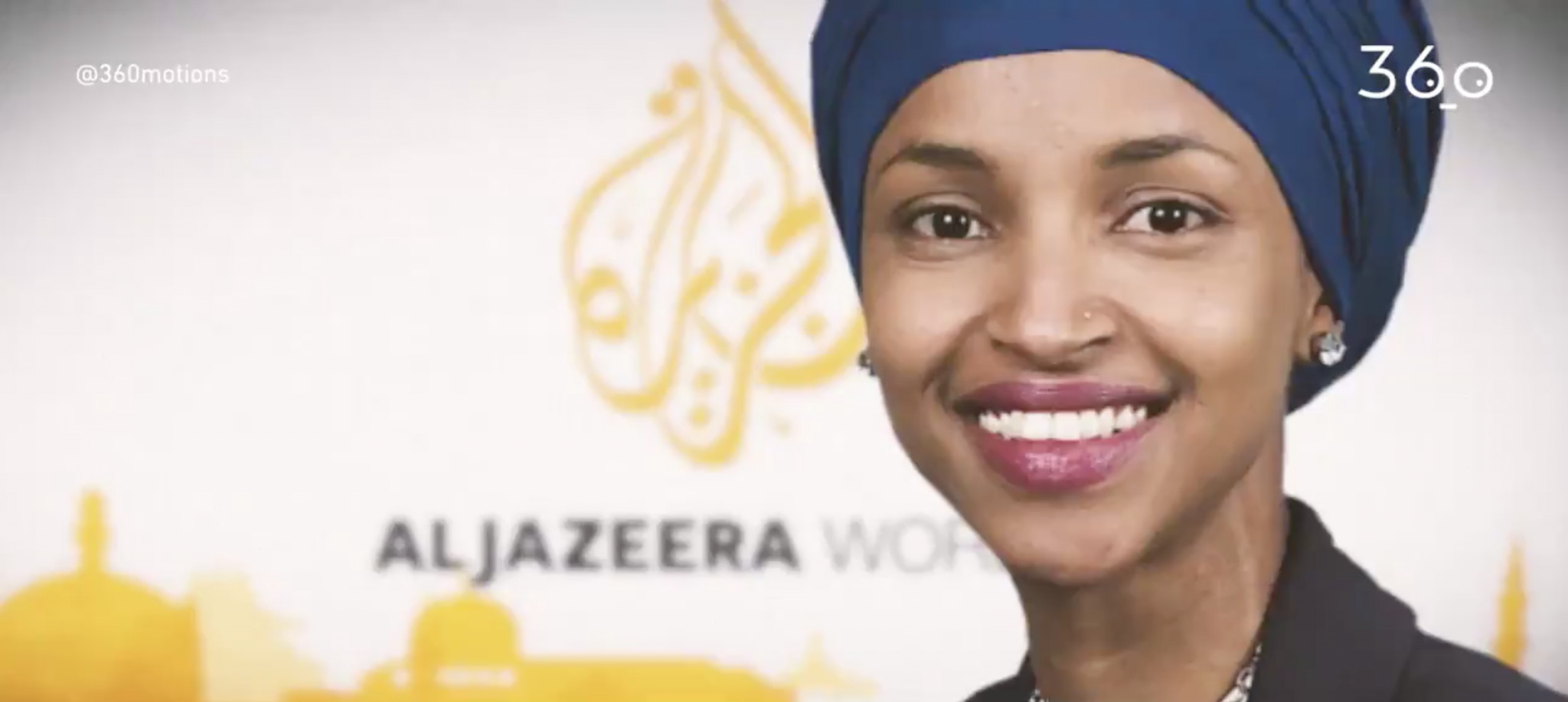 Qatari Media's Promotion of Rep. Ilhan Omar is Alarming