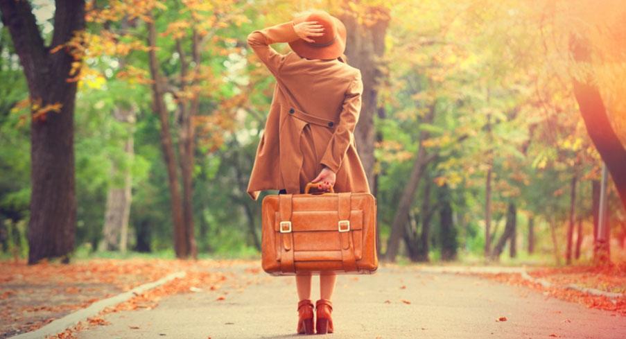 The strange feeling of not belonging to anywhere