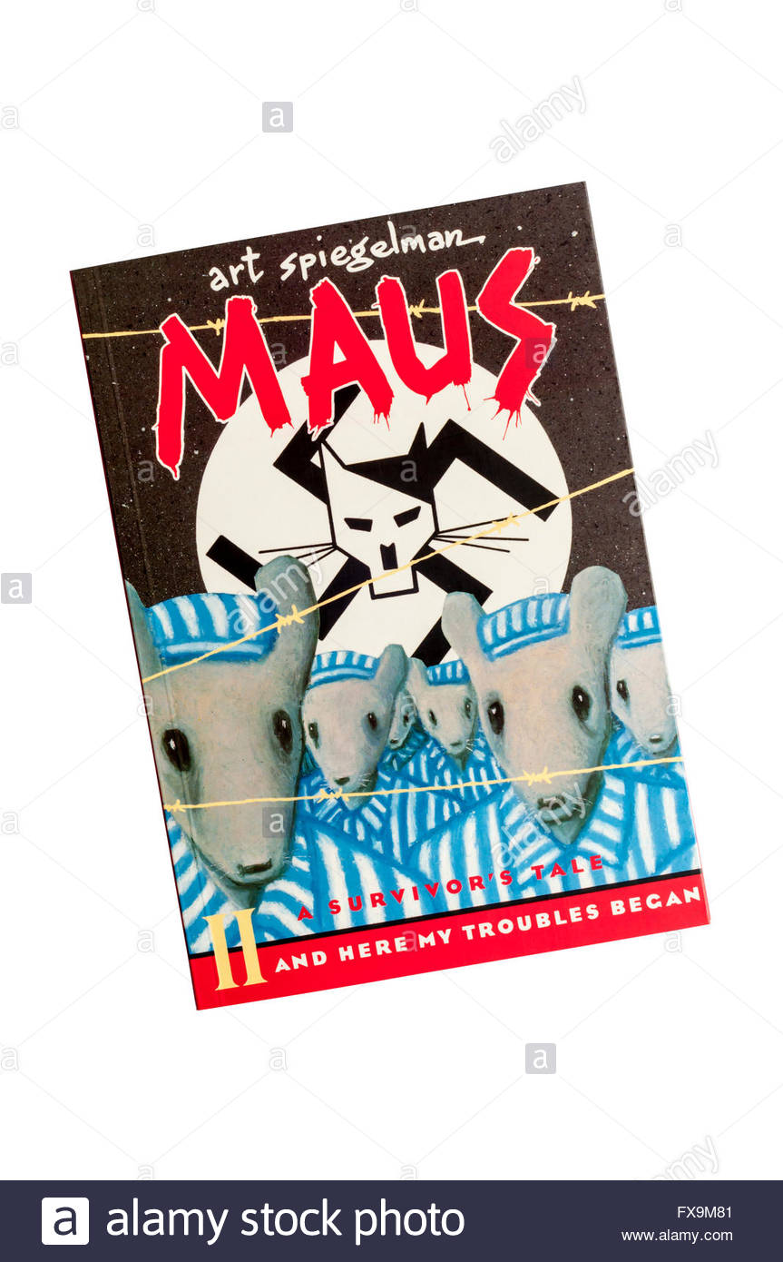 MAUS: A comic book that should be taught in every school