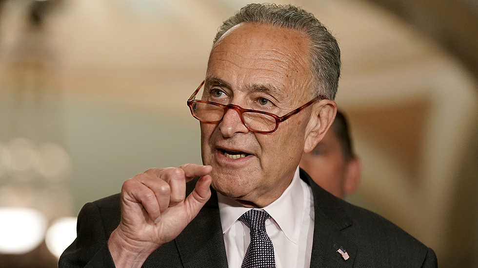 Schumer the Shomer Silent When Democrats Invoke Dual Loyalty