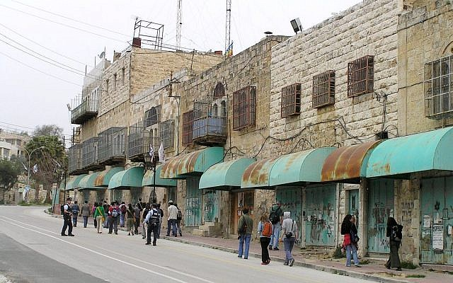 Hebron. (Wikipedia)