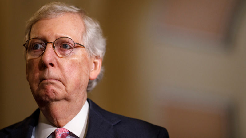 Open Letter to Moscow Mitch