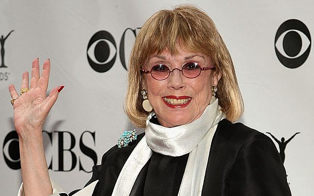 NEW YORK - JUNE 07:  Actress Phyllis Newman attends the 63rd Annual Tony Awards at Radio City Music Hall on June 7, 2009 in New York City.  (Photo by Bryan Bedder/Getty Images)