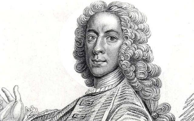 Portrait of John Taylor. (Public Domain/ Wikimedia Commons)