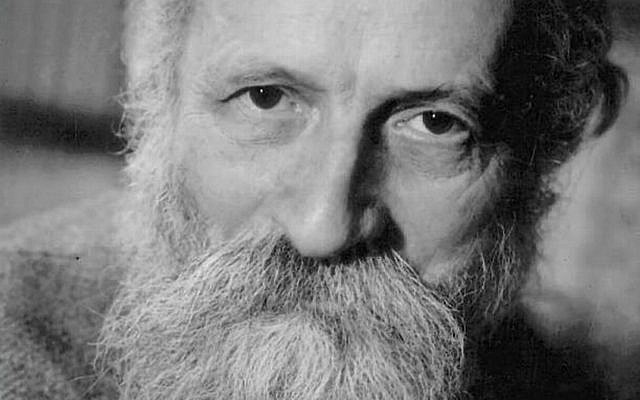 Portrait of Martin Buber from Wikipedia