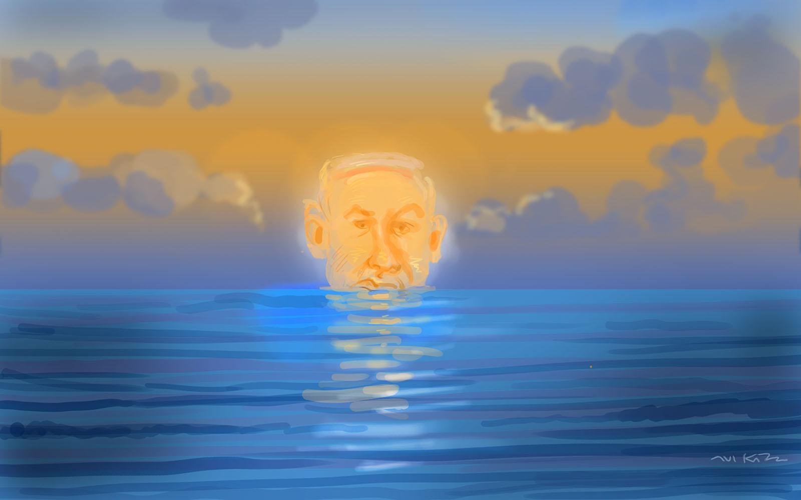 Netanyahu, the end