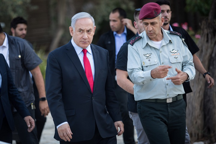 As Netanyahu governs alone, is it time to bring Gantz into the room?