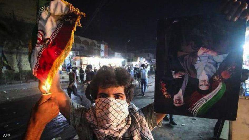 Iranian regime wants to turn Iraq into Syria