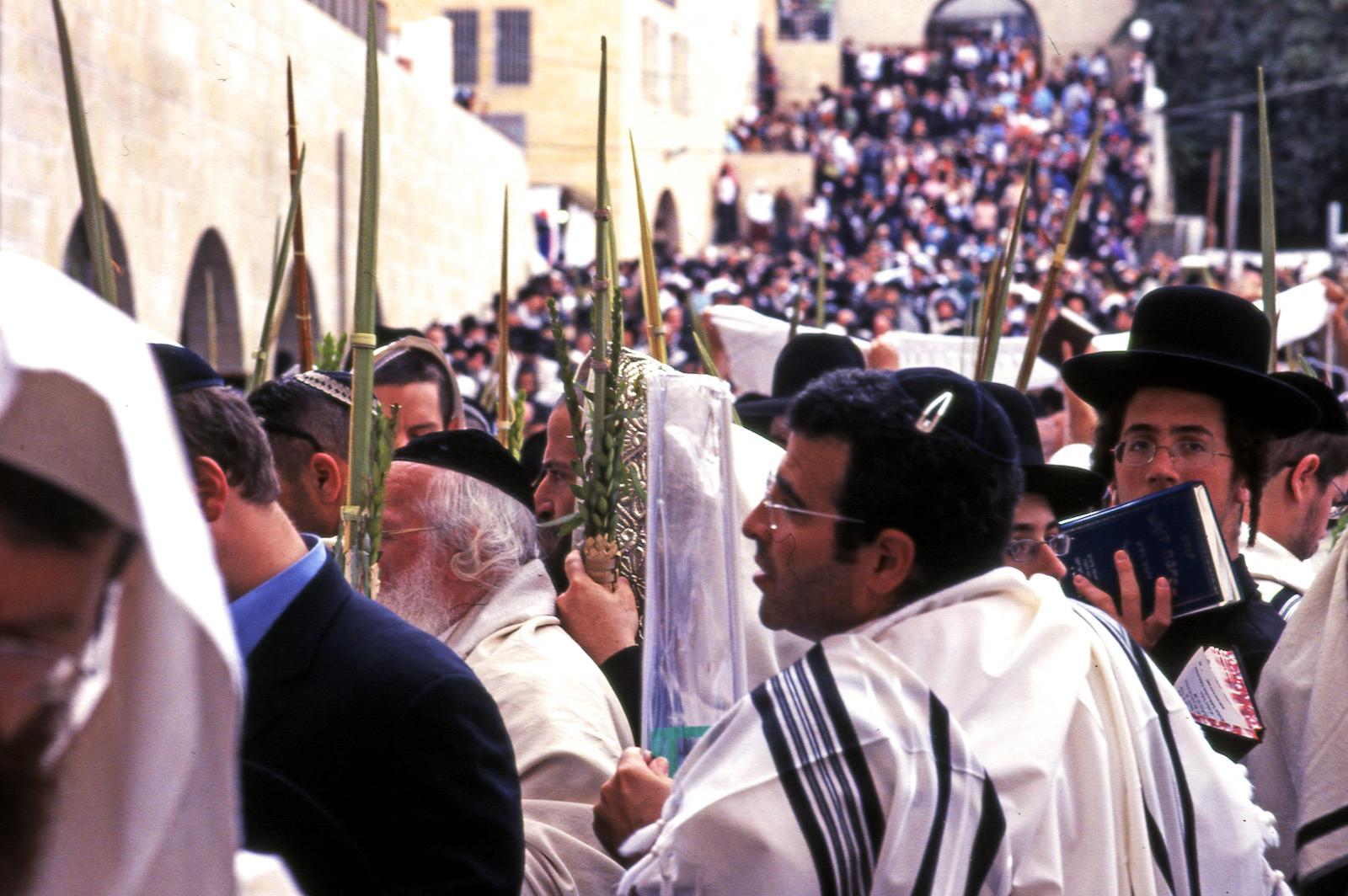 Hajj Sukkot and a vision of Near East peace