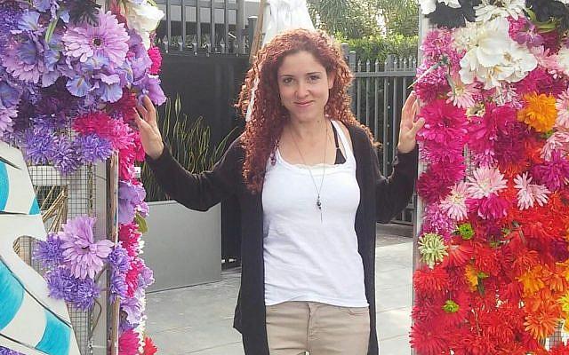 Michal Sela, found stabbed to death at her home outside Jerusalem on October 3, 2019. (Facebook)