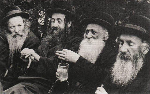 Illustrative. The Hasidim of Tarnow. (YouTube)