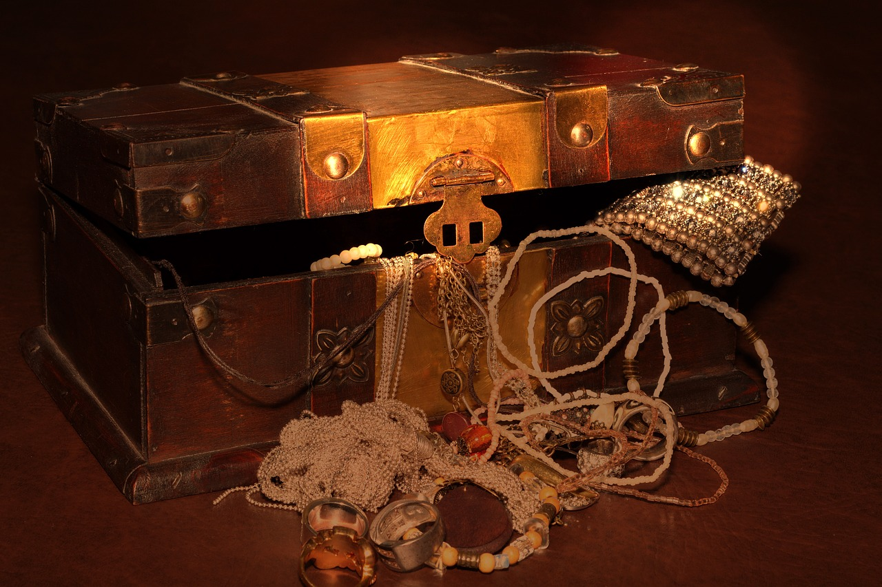 Parshat VeZot HaBeracha — Hidden treasure