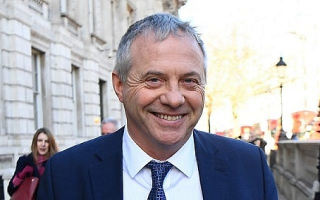 Crossbench peer John Mann (Jewish News)