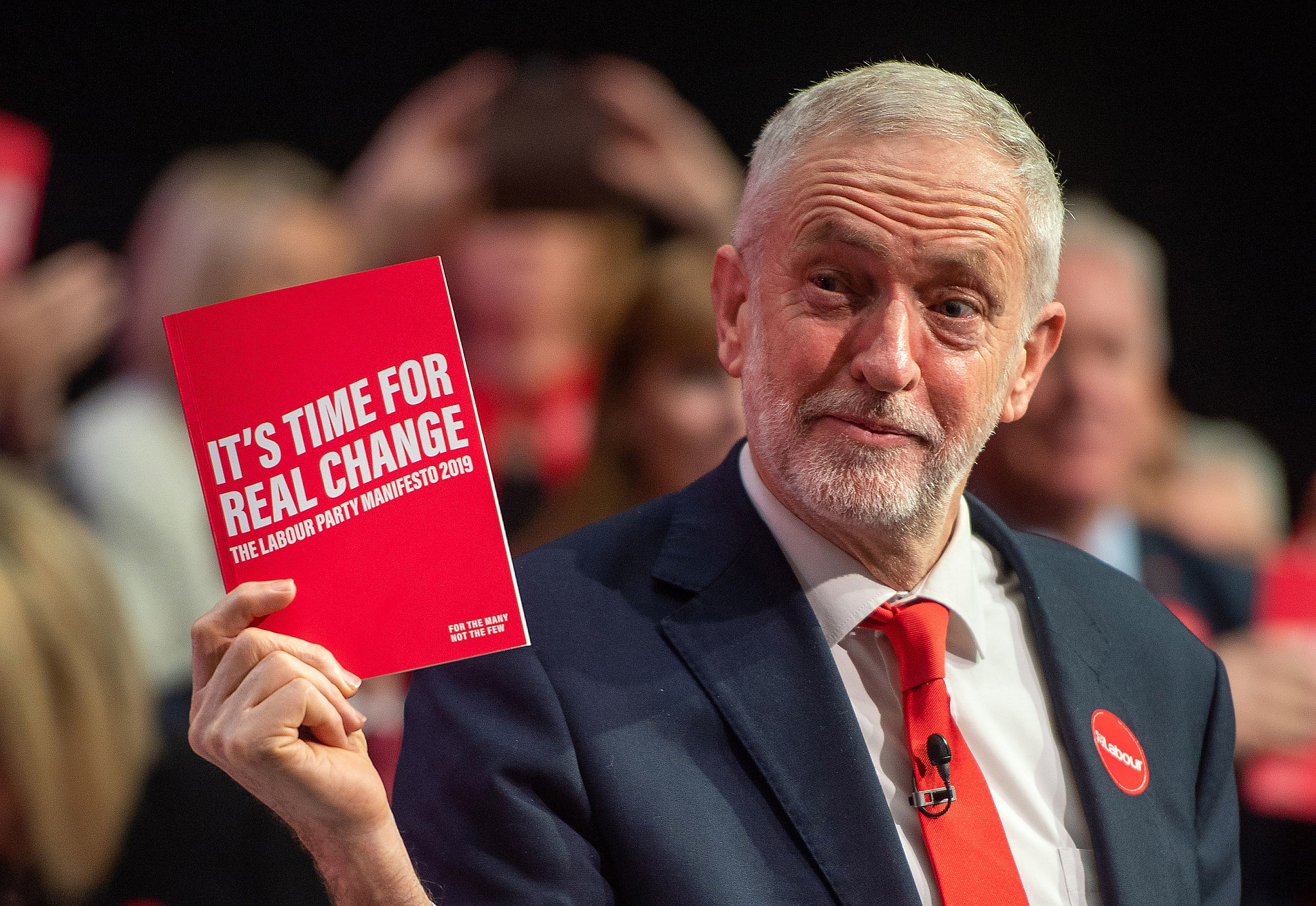 Labour's manifesto is a blueprint for boycotts and bullying of Israel