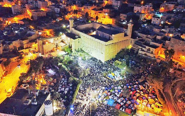 Credit: Yishai Fleisher, Hebron Spokesman