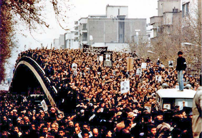 40 years since Victoria and 80,000 others fled Iran