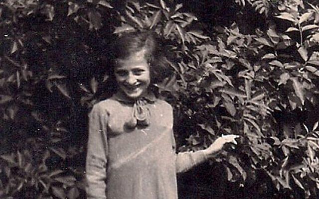 """Rachel Mintz z""""l. (courtesy, Edva Lotan)"""