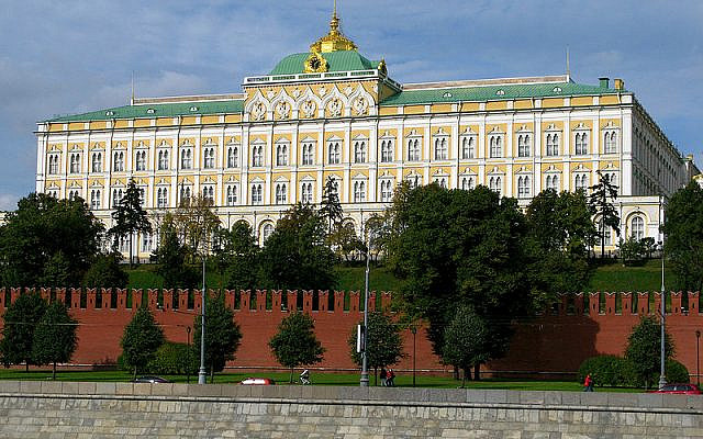 It is hard to portend what lay in store for Moscow's political landscape, but if past is prologue: the more things change, the more they stay the same. Grand Kremlin Palace (WikiCommons)