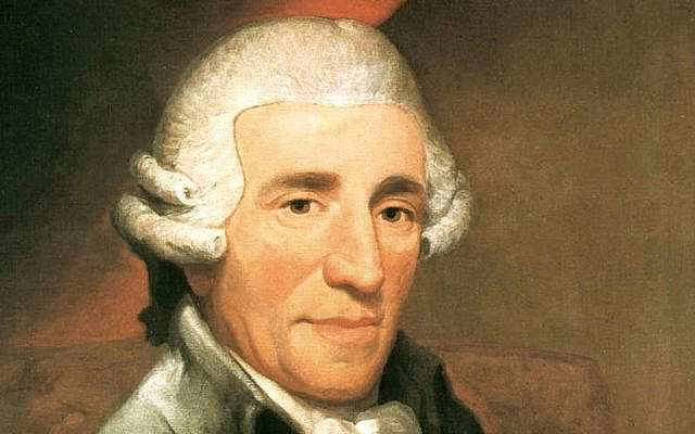 Painting of Joseph Haydn by Thomas Hardy in 1792. (Public Domain/ Wikimedia Commons)