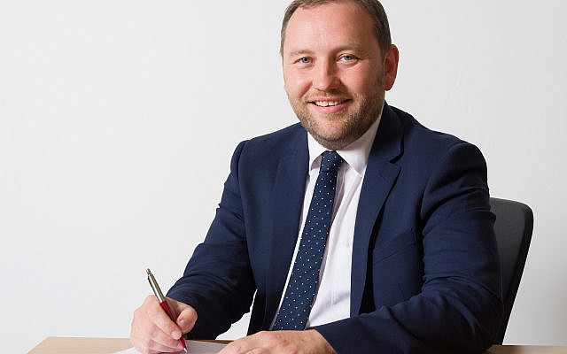 Ian Murray is vying to be the next Labour deputy leader (Jewish News)