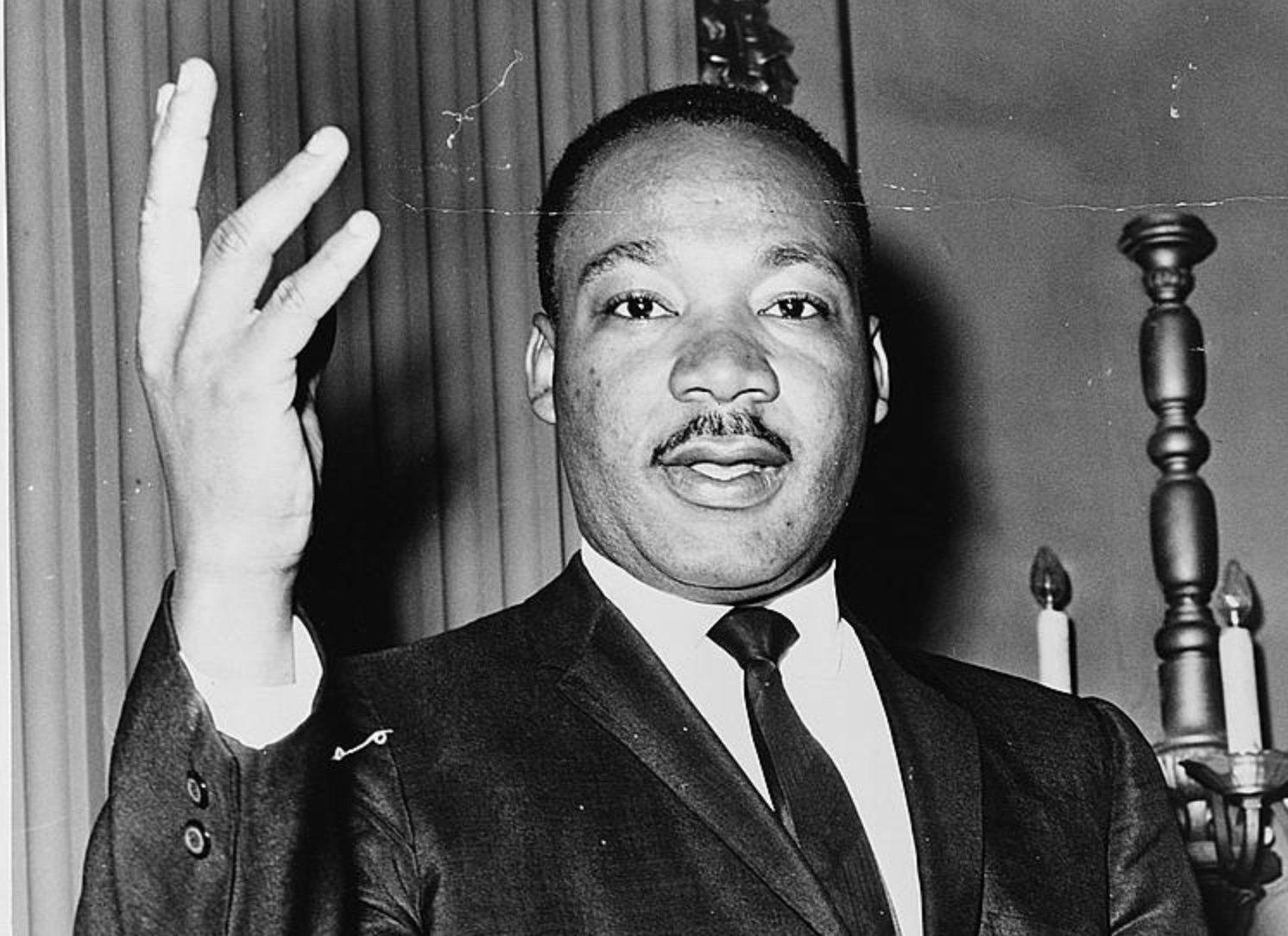Martin Luther King and Israel, then and now