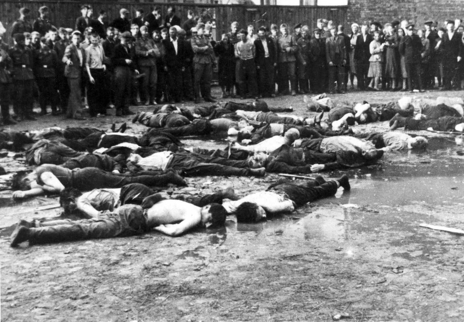 Lithuania wants to erase its Holocaust role. That's deplorable