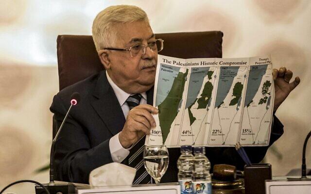The Palestinians will demand Israeli citizenship