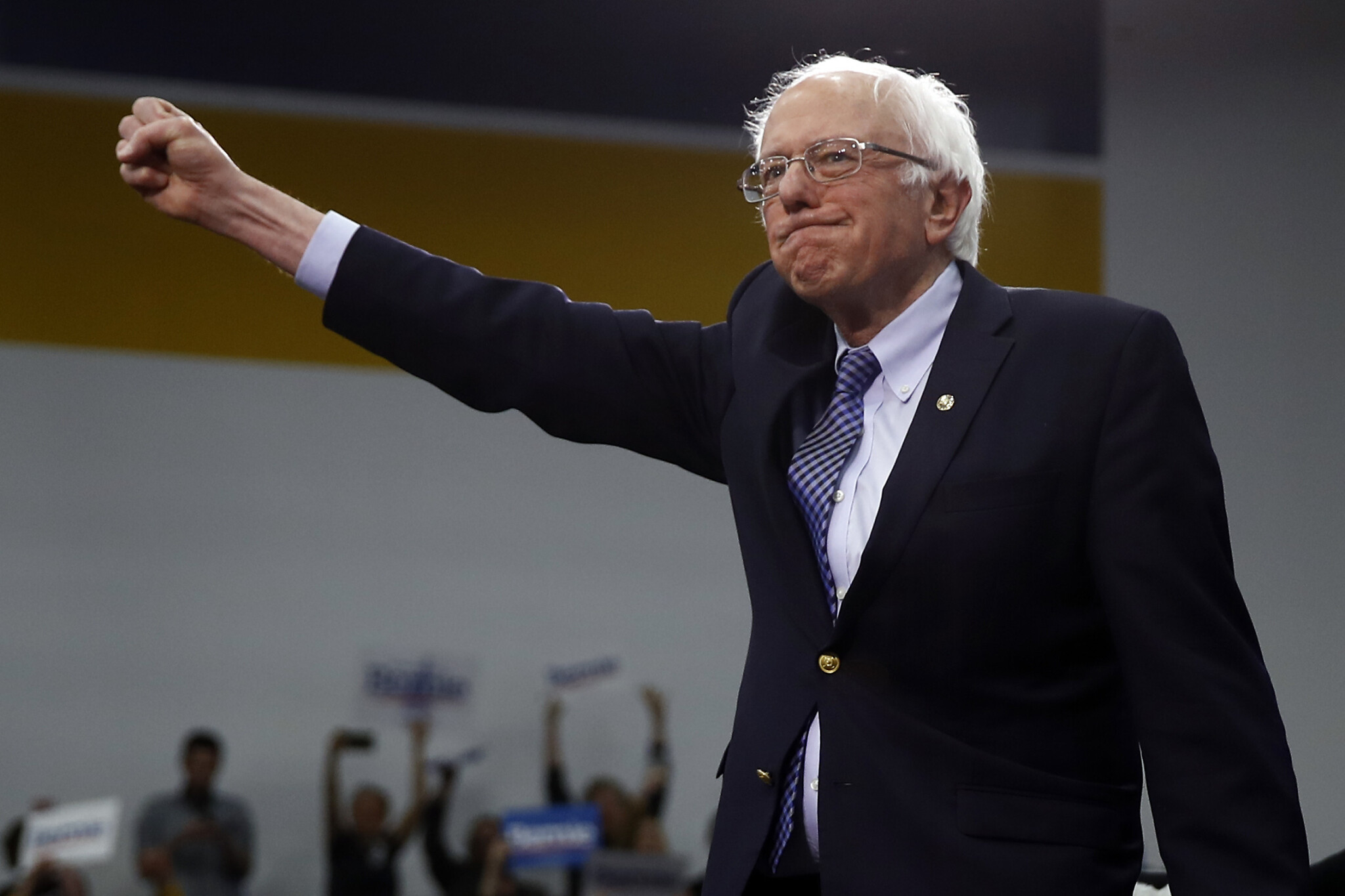 The Jewish nightmare of Bernie vs. Trump